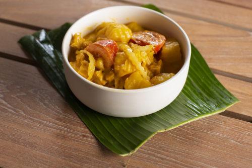Keang Curry Tofu