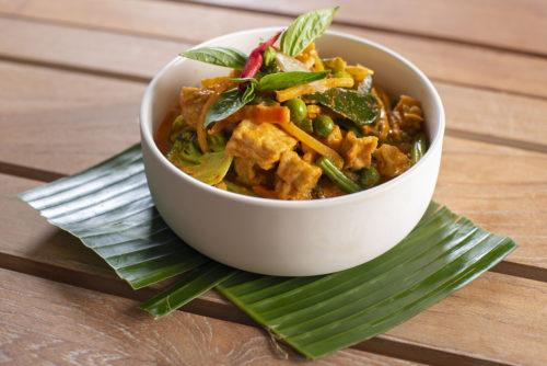 Keang Phed Tofu
